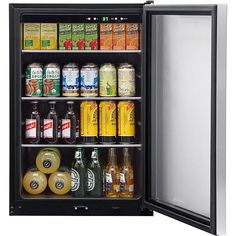 Frigidaire 5 cu. ft. Beverage Center - Stainless Steel FFBC4622QS 2