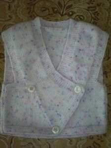 Knitted Boys and Girls Baby Sweater, Vest Cardigan Patterns Knitted Boys and Girls Baby Sweater, Vest Cardigan Patterns Welcome to the knitting vest models gallery. We have created beautiful male baby vest m.