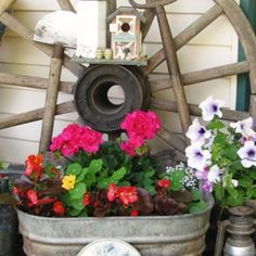 Garden cottage dreaming...we asked you:  .......For what would you use this space...potting shed,...writing studio,..cozy craft room? ...What would you plant