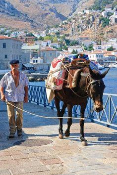 Trucking somewhere in Greece _ Teher szállítás valahol Görögországban