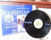 Ice Castles Record from Movie, Movie Record, Original Sound Track Album, Ice Skating, Great Prop :)s*