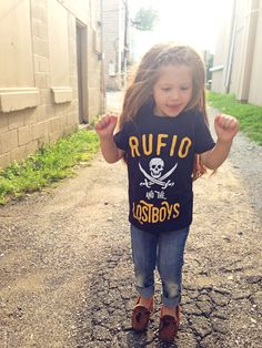 rufio-and-the-lost-boys-styled-shirt