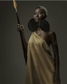 So Afro and I love it Black Art, Black Women Art, African Beauty, African Women, African Art, African Inspired Fashion, African Fashion, African Royalty, Queen Photos