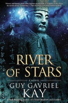 River of stars by Guy Gavriel Kay.  Click the cover image to check out or request the historical fiction kindle.