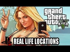 GTA 5 Screenshots Real Life Locations