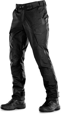 Aggressor Elite Tactical Pants Military Army EDC with Cargo Pockets