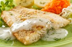 Pacific Cod with Garlic Sauce