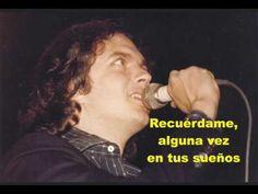 Camilo Sesto Recuérdame. Qué voz!!!