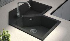 Kitchen Pantry, Kitchen Ideas, Corner Sink, Interiores Design, Supreme, New Homes, Architecture, Sinks, Apartment Ideas
