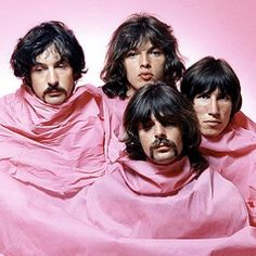 Pink Floyd - With the release of 1973's The Dark Side of the Moon