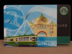 I have this Australia card. my hubby brought it to me a few years ago!