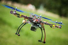 Let's Build an Open Source Quadcopter – Part 1