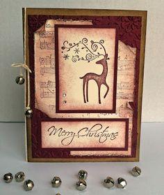 Laura's Creative Moments: Jingle bells, jingle bells ... here comes DASHER!