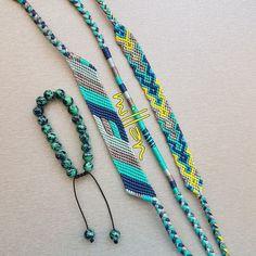 #accessories  #friendshipbracelets  #friendshipbracelet  #nelly_accessories  #dastbanddoosti  #handmade  #bracelet  #anklet  #diy… Hippie Bracelets, Anklet, Friendship Bracelets, Beaded Necklace, Handmade, Diy, Accessories, Jewelry, Instagram