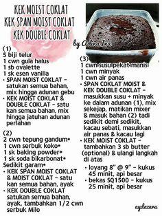 87 Best Resepi Azlina Ina Images Food Recipes Food Cake