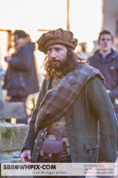 set picture from Outlander - John MacRae  (Locksman in Crainsmuir), maybe?