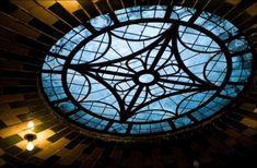 Window in NYC City Hall Station — New York, NY