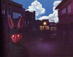 Postcard by Akira Shishido