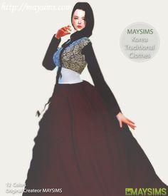 The Sims 4 : Lookbook - Korean Fashion ( Female ...Korean Toddler Cc Sims 4