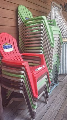 Summertime and the living's easy....stop by Zoller Hardware, Inc. to check out these plastic Adirondack chairs from Adams Manufacturing Corp.! We keep a variety of colors in stock and are able to order colors you don't see. Ranging from $19.99 to $26.99, these chairs are functional, comfortable and affordable!