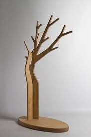 Image result for tree coat stand