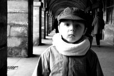 HiP Paris Blog Kim Levesque Paris with Children Flickr, Lost in Anywhere - Adorable French boy in Paris