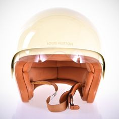 9466fd26d4f5f Louis Vuitton Damier Beige Helmet