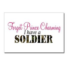 Gifts for Army Wives: Prince Charming – Collection