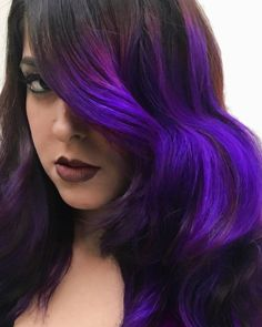 We're channeling Prince vibes thanks to @leahatfuse's perfectly purple creation!