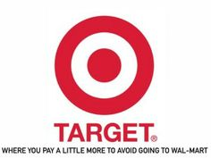 This is how Target still competes with Wal-mart!