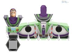 Buzz Lightyear Toy Story Crafts, Toy Story 3, Toy Story Party, Disfraz Buzz Lightyear, Toys For Girls, Kids Toys, Festa Toy Store, Imprimibles Toy Story Gratis, Real Friendship Quotes