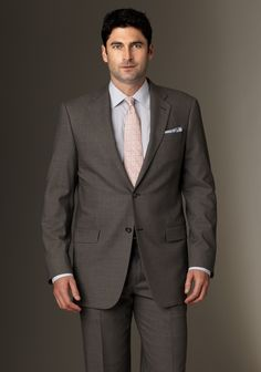 Mahogany Collection Grey Traveler Suit