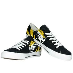 Missouri Tigers Row One Men's Oxford Lace Up Shoes