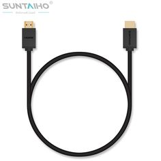 Suntaiho 4K High Speed Gold Plated HDMI Cable HDMI to HDMI Cable 1M 2M 3M 5M 10M 2.0 Vertiong HDMI Cable for 4K HD LCD PS3 Xbox