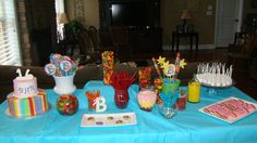 Her Candy Party ---Sweet 16!