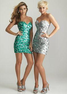 Modelos de Vestidos de Cocktel - Preciosos !