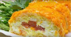 Такой вкуснятины вы еще не пробовали. такой салат обязательно станет украшением вашего праздничного стола. Готовится просто и очень быстро.😍👍