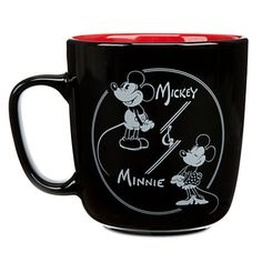 Mickey and Minnie Mouse ''1928'' Mug