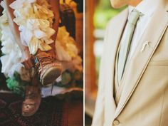 Oh my god the moccasins are so cute. Canadian Mountain Elopement: Adina + Lukasz