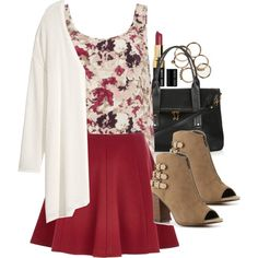 """""""Lydia Inspired Summer Date Outfit"""" by veterization on Polyvore"""