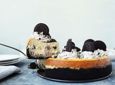 Cheesecake Factory Oreo Cheesecake Copycat Recipe - Genius Kitchen