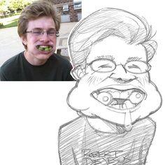 Buckyster Sketch by Banzchan on deviantART