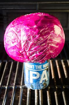 Beer Can Cabbage Is the Meal Your Vegetarian Friends Deserve « Food Hacks :: WonderHowTo Dishes To Go, Side Dishes, Sides For Ribs, Can Dogs Eat, Cabbage Recipes, Bbq Ribs, Dog Eating, Healthy Sides, Barbecue Sauce