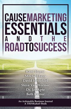 Cause Marketing Essentials and the Road to Success, gives you a clear picture of what cause marketing is all about. It gives you plenty of tips and guidance for every step in the process. The book not only shows you how to properly set up your cause, but more importantly, it teaches you how to be successful in whatever cause you chose and how to stay on top of things without feeling burned out.