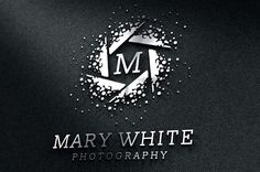Modern Photographer Logo by DesignLux on Creative Market