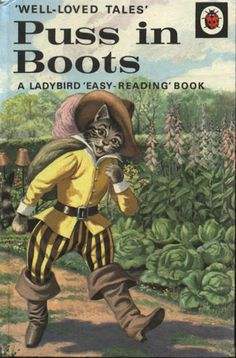 Puss in Boots (Well Loved Tales): Ladybird Series: 9780721400860: Amazon.com: Books