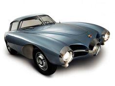 1952 Abarth 1500 Coupe Biposto (Bertone)