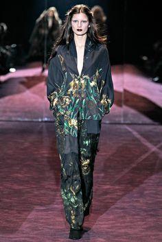 Gucci Fall 2012 Ready-to-Wear Fashion Show - Ava Smith