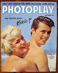 RARE Photoplay Magazine Sept 59