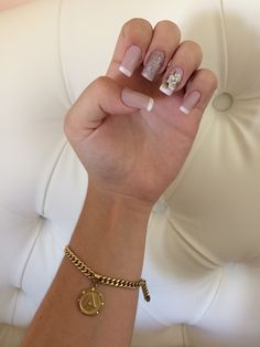 Quer uma sobremesa RÁPIDA, FÁCIL, DESCOMPLICADA E DELICIOSA? Então anota essa receita! (veja passo a passo) #sobremesa #sobremesafácil #tastemade French Pedicure, Manicure Y Pedicure, French Nails, Cute Nails, My Nails, Uñas Fashion, Nail Art Techniques, Cute Nail Designs, Nail Inspo